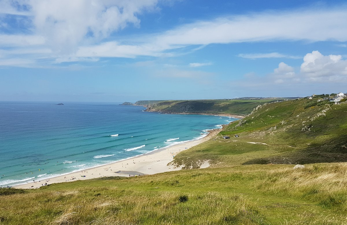 Sennen Cove - Unterwegs in Cornwall