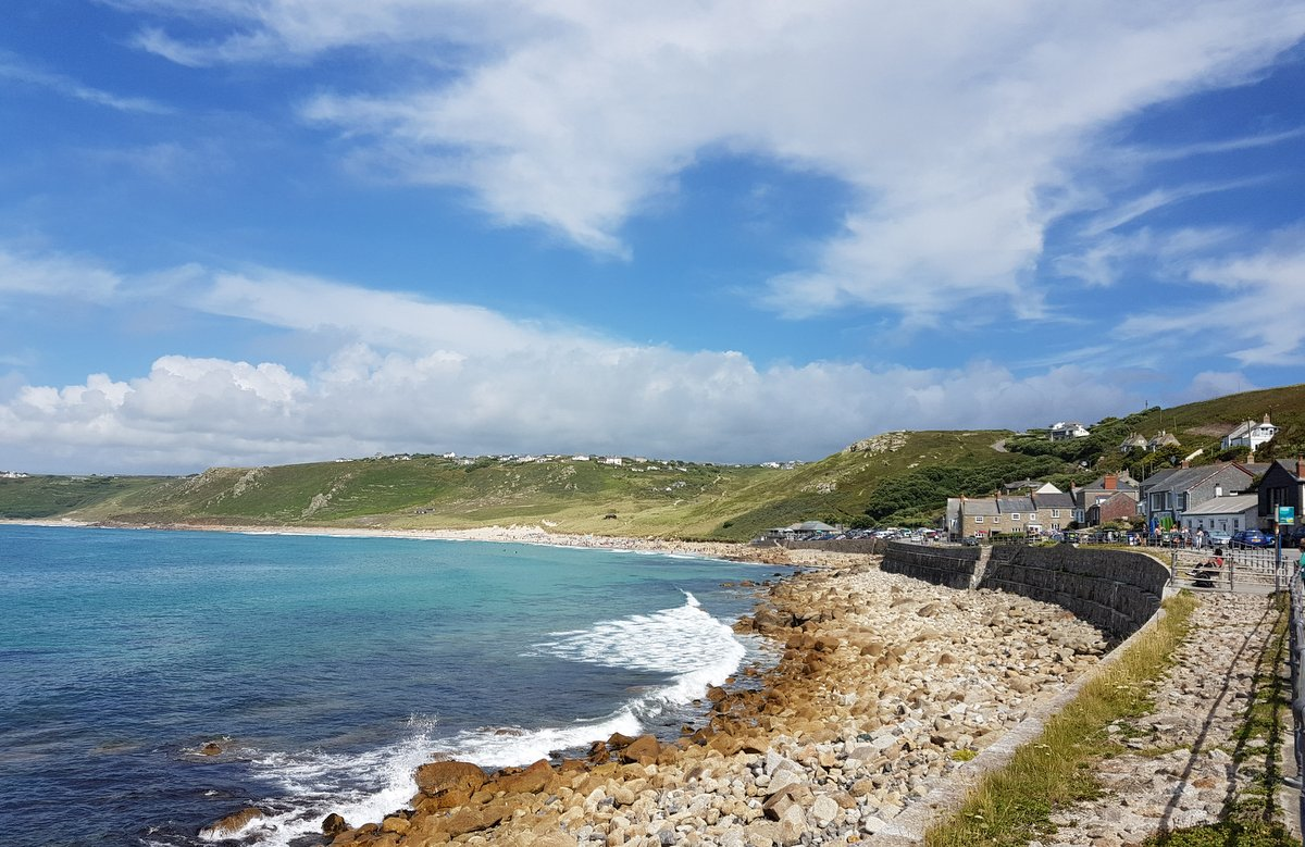 sennen cove by unterwegs in cornwall