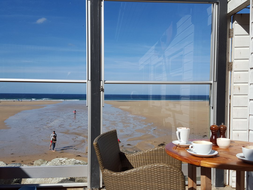 cornwall strand cafes herbst